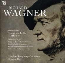 Richard Wagner (1813-1883): Orchesterstücke, CD