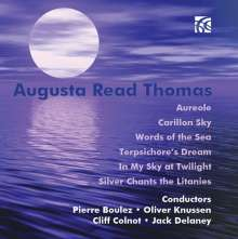 Augusta Read Thomas (geb. 1964): Orchesterwerke, CD