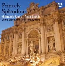 Harmonia Sacra - Princely Splendour, CD