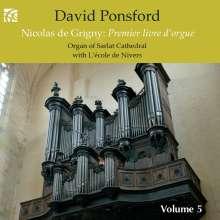 David Ponsford - Französische Orgelmusik Vol.5, 2 CDs