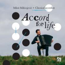 Milos Milivojevic - Accord for life, CD