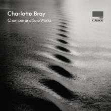 Charlotte Bray (geb. 1982): Kammermusik, CD