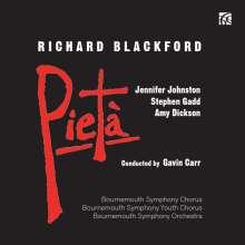 Richard Blackford (geb. 1954): Pieta, CD