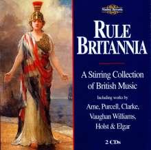 """Rule Britannia"" - A Stirring Collection of British Music, 2 CDs"