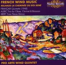 Pro Arte Wind Quintet Zürich - French Wind Music, CD