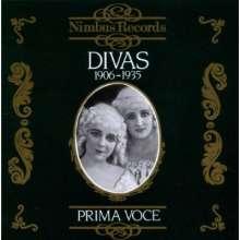 Divas Vol.1 (1906-1935), CD