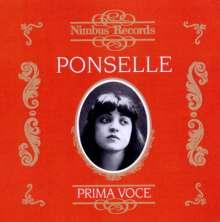 Rosa Ponselle singt Arien, CD