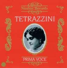 Luisa Tetrazzini singt Arien I, CD