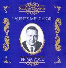 Lauritz Melchior singt Arien, CD