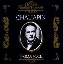 Feodor Schaljapin singt Arien & Lieder, CD