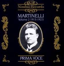 Giovanni Martinelli singt Arien 2, CD