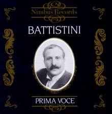 Mattia Battistini, CD
