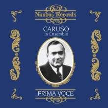 Enrico Caruso in Ensemble, CD