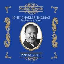 John Charles Thomas - An American Classic, CD