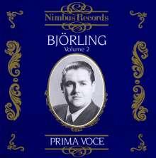 Jussi Björling singt Arien & Lieder, CD