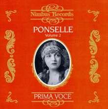 Rosa Ponselle singt Arien Vol.2, CD