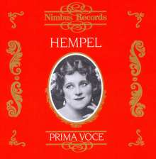 Frieda Hempel singt Arien, CD