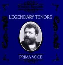 Legendary Tenors, CD