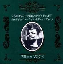 Caruso,Farrar,Journet in French Opera, CD