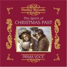 The Spirit of Christmas Past, CD