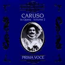 Enrico Caruso in Opera, CD