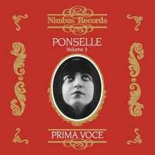 Rosa Ponselle singt Arien Vol.3, CD