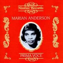 Marian Anderson - Oratorios & Spirituals, CD