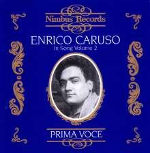 Enrico Caruso in Song Vol.2, CD