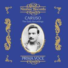 Enrico Caruso - The Early Recordings, 2 CDs