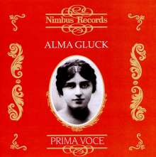 Alma Gluck singt Arien, CD