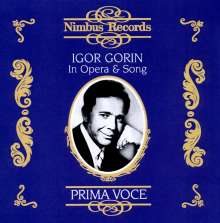 Igor Gorin Vol.1, CD