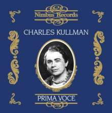Charles Kullmann - European Columbia Recordings 1931-38, CD