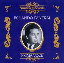 Rolando Panerai singt Arien, CD