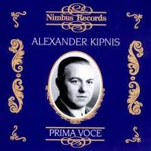 Alexander Kipnis singt Arien, CD