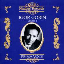Igor Gorin Vol.2, CD