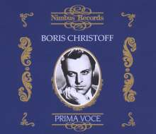 Boris Christoff, CD