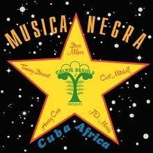Stevo: Musica Negra, CD