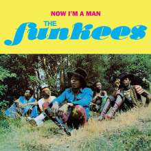 The Funkees: Now I'm A Man, CD