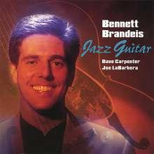 Bennett Brandeis: Jazz Guitar, CD