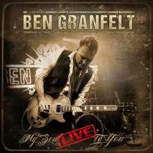 Ben Granfelt: My Soul Live To You, CD