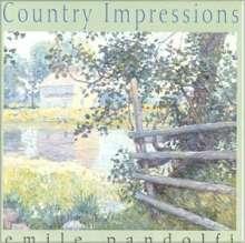 Emile Pandolfi: Country Impressions, CD