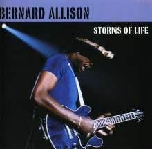 Bernard Allison: Storms Of Life, CD