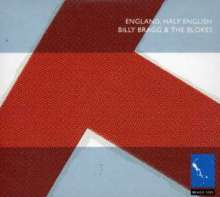 Billy Bragg: England, Half English, 2 CDs