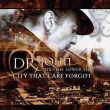Dr. John: City That Care Forgot, CD