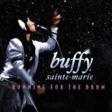 Buffy Sainte-Marie: Running For The Drum (CD + DVD) (Ltd.Edition), 1 CD und 1 DVD