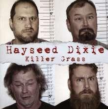 Hayseed Dixie: Killer Grass (CD + DVD), 1 CD und 1 DVD