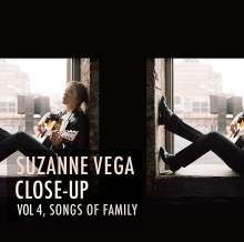 Suzanne Vega: Close-Up Vol.4: Songs Of Family, CD