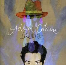 Adam Cohen: Like A Man, CD