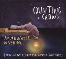 Counting Crows: Underwater Sunshine (Or What We Did On Our Summer Vacation), CD