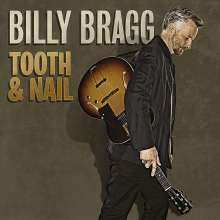 Billy Bragg: Tooth & Nail (Limited Deluxe Edition) (CD + DVD), 1 CD und 1 DVD